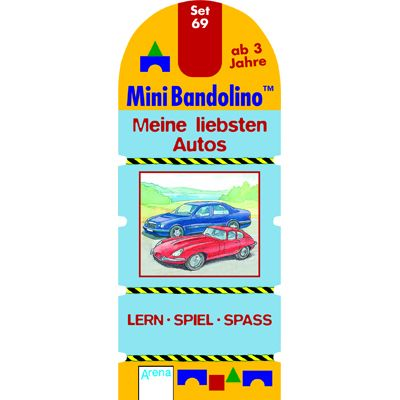 MINI BANDOLINO AUTOS